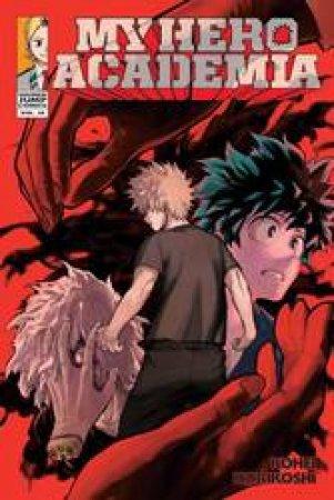 My Hero Academia 10 by Kohei Horikoshi