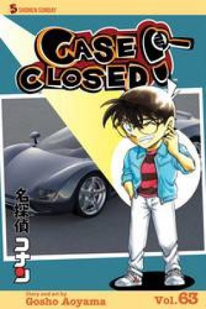 Case Closed 63 by Gosho Aoyama