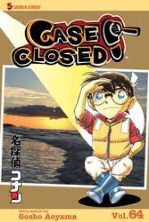 Case Closed 64 by Gosho Aoyama