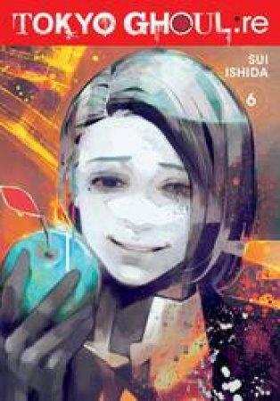 Tokyo Ghoul: re 06 by Sui Ishida