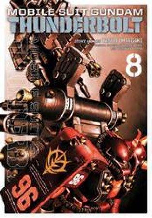 Mobile Suit Gundam Thunderbolt 08 by Yasuo Ohtagaki