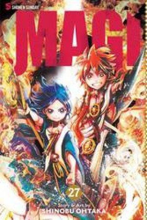 Magi 27 by Shinobu Ohtaka