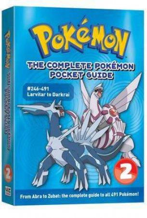 Complete Pokemon Pocket Guide, Vol 2 by Hidenori Kusaka