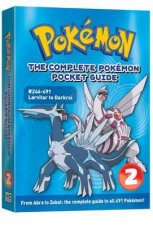 Complete Pokemon Pocket Guide Vol 2