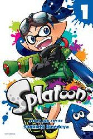 Splatoon 01 by Hinodeya Sankichi