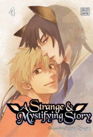 A Strange And Mystifying Story 04 by Tsuta Suzuki