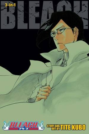 Bleach (3-in-1 Edition) 24 by Tite Kubo