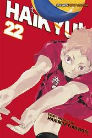 Haikyu!! 22 by Haruichi Furudate