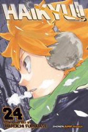 Haikyu!! 24 by Haruichi Furudate