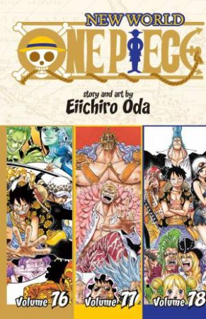 One Piece (3-in-1 Edition) 26 by Eiichiro Oda
