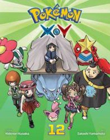 Pokemon XY 12 by Hidenori Kusaka & Satoshi Yamamoto