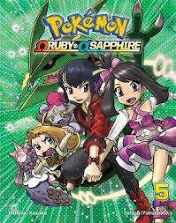 Pokemon Omega Ruby & Alpha Sapphire 05 by Satoshi Yamamoto & Hidenori Kusaka