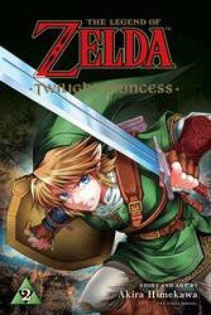 The Legend Of Zelda: Twilight Princess 02 by Akira Himekawa