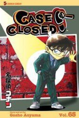 Case Closed 65 by Gosho Aoyama