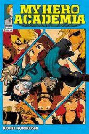 My Hero Academia 12 by Kohei Horikoshi