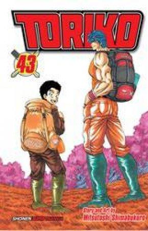 Toriko 43 by Mitsutoshi Shimabukuro
