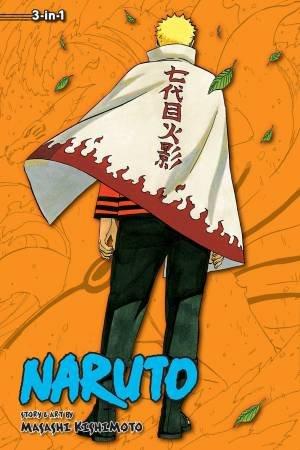 Naruto (3-in-1 Edition) 24 by Masashi Kishimoto
