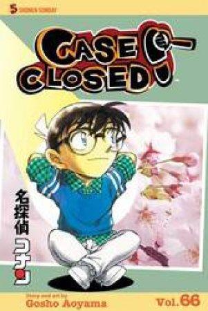 Case Closed 66 by Gosho Aoyama