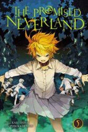 The Promised Neverland 05 by Kaiu Shirai & Posuka Demizu