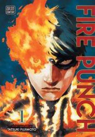 Fire Punch 01 by Tatsuki Fujimoto