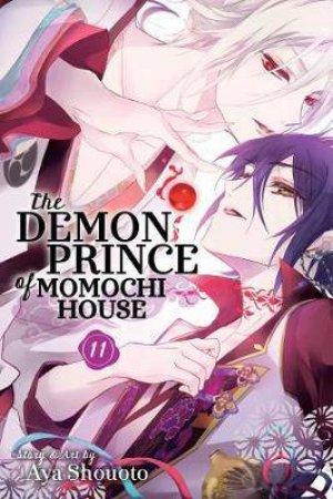 Demon Prince of Momochi House 11 by Aya Shouoto