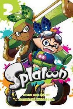 Splatoon 02 by Hinodeya Sankichi