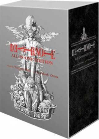 Death Note (All-In-One Edition) by Tsugumi Ohba & Takeshi Obata