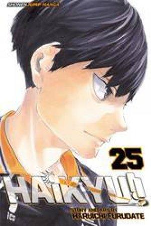 Haikyu!! 25 by Haruichi Furudate