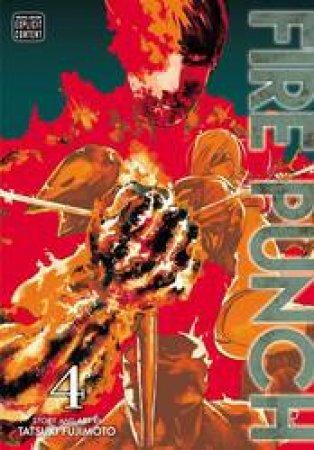 Fire Punch 04 by Tatsuki Fujimoto