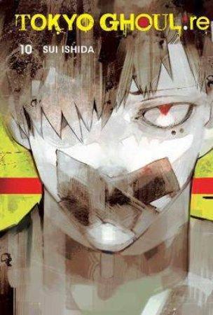 Tokyo Ghoul: Re 10 by Sui Ishida