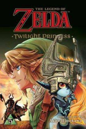 The Legend Of Zelda: Twilight Princess 03 by Akira Himekawa
