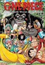 One Piece Color Walk Compendium Water Seven To Paramount War
