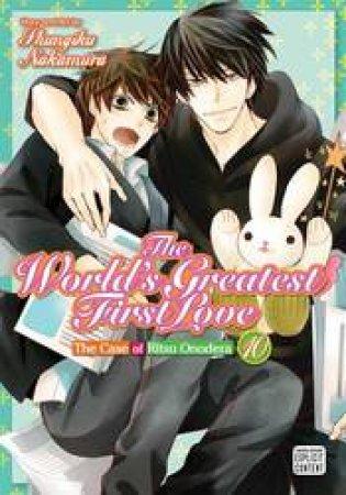 The World's Greatest First Love 10 by Shungiku Nakamura