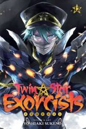 Twin Star Exorcists 12 by Yoshiaki Sukeno