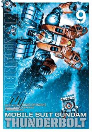 Mobile Suit Gundam Thunderbolt 09 by Yasuo Ohtagaki