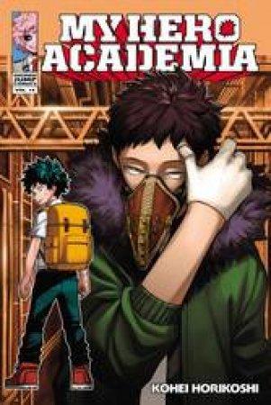 My Hero Academia 14 by Kohei Horikoshi