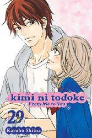 Kimi ni Todoke 29 by Karuho Shiina