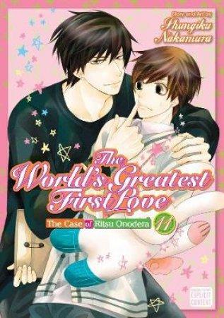 The World's Greatest First Love 11 by Shungiku Nakamura