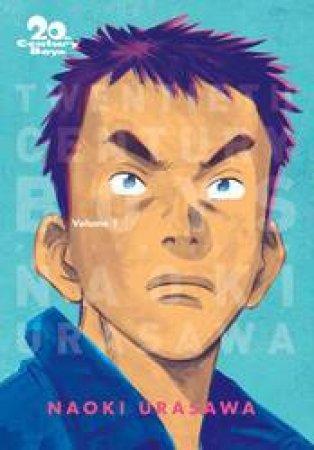 20th Century Boys: The Perfect Edition 01 by Naoki Urasawa