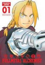 Fullmetal Alchemist Fullmetal Edition 01