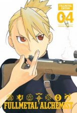 Fullmetal Alchemist Fullmetal Edition Vol 4