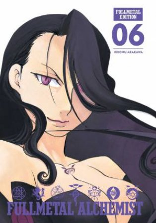 Fullmetal Alchemist: Fullmetal Edition, Vol. 6 by Hiromu Arakawa
