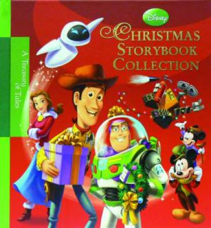 Disney Christmas Storybook Collection by None