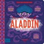 Little Miss Scheherazade Arabian Nights Aladdin and the Wonderful Lamp A BabyLit Sounds Primer