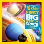 Nat Geo Little Kids First Big Book Of Space