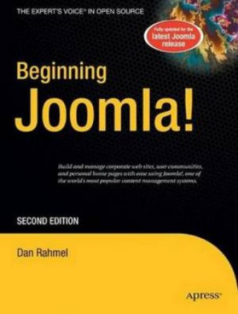 Beginning Joomla! From Novice to Professional