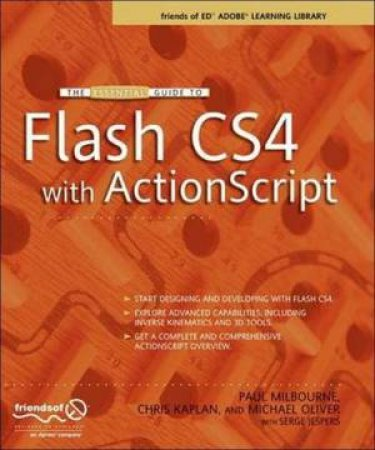 Essential Guide to Flash CS4 with ActionScript
