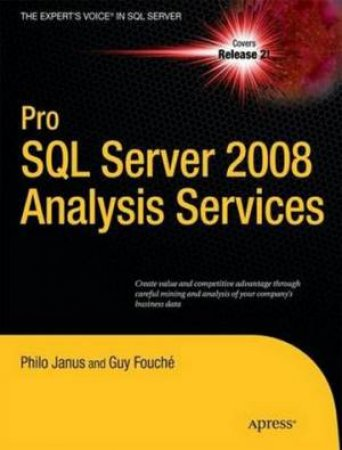 Pro SQL Server 2008 Analysis Services