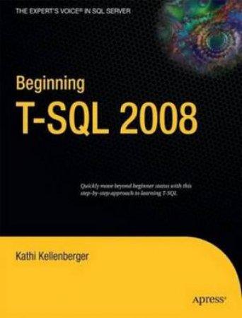 Beginning T-SQL 2008