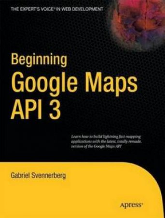 Beginning Google Map Application, 2nd Ed